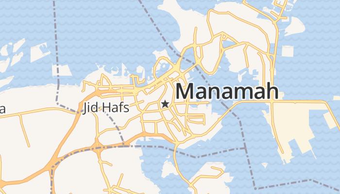Manamah online kaart