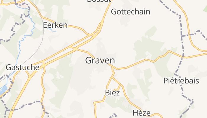 Graven online kaart