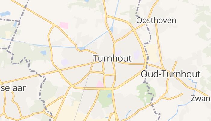 Turnhout online kaart