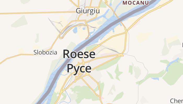 Roese online kaart