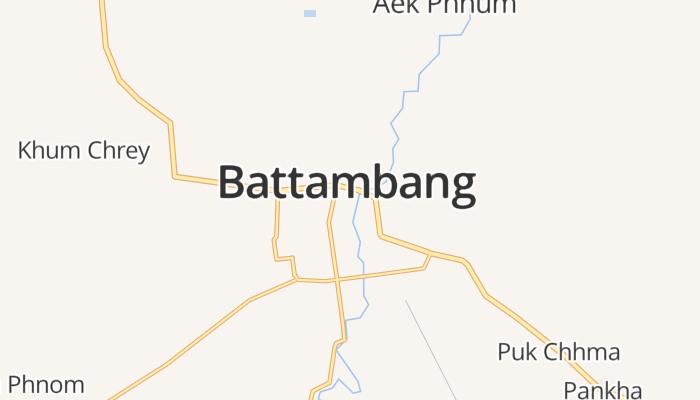 Khett Batdambang online kaart