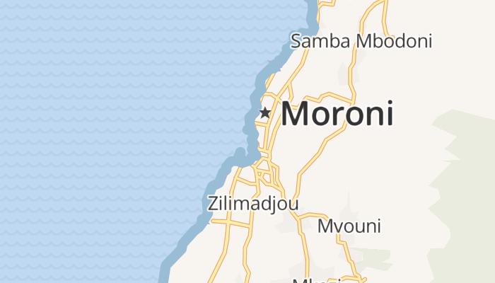 Moroni online kaart
