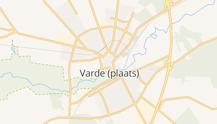 Varde online kaart