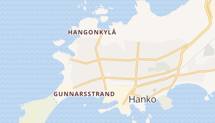 Hanko online kaart