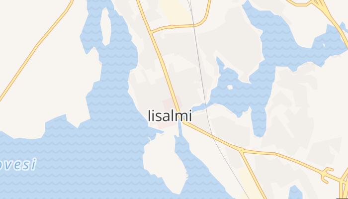 Iisalmi online kaart