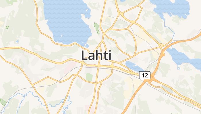 Lahti online kaart