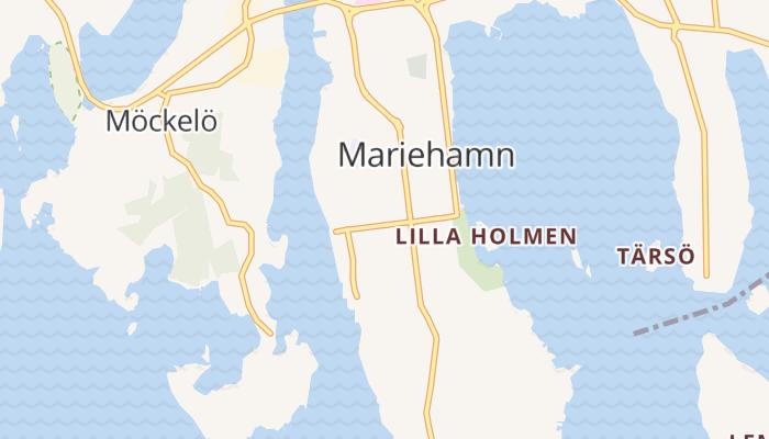 Mariehamn online kaart