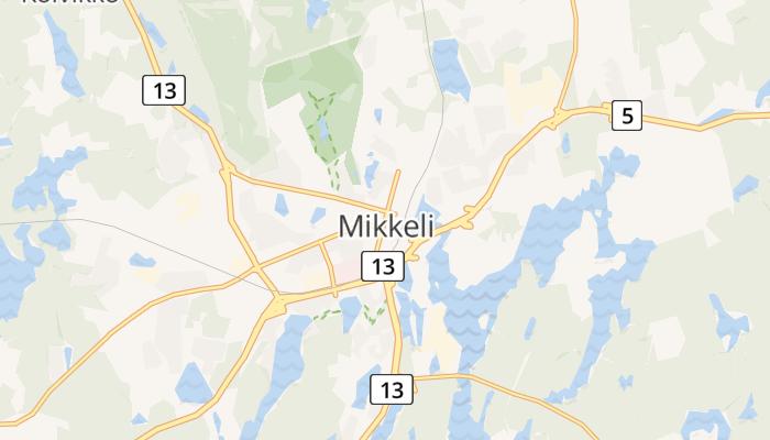 Mikkeli online kaart