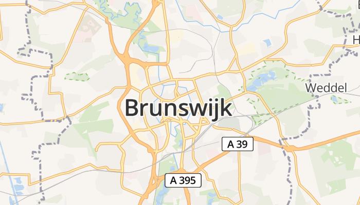 Braunschweig online kaart