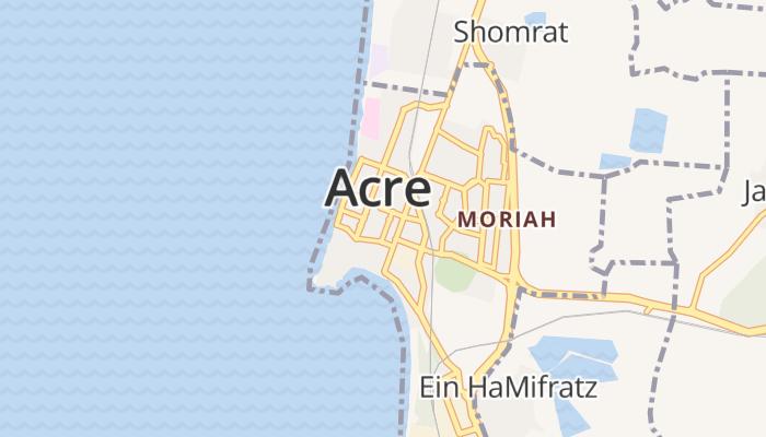 Akko online kaart