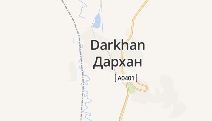 Darhan online kaart