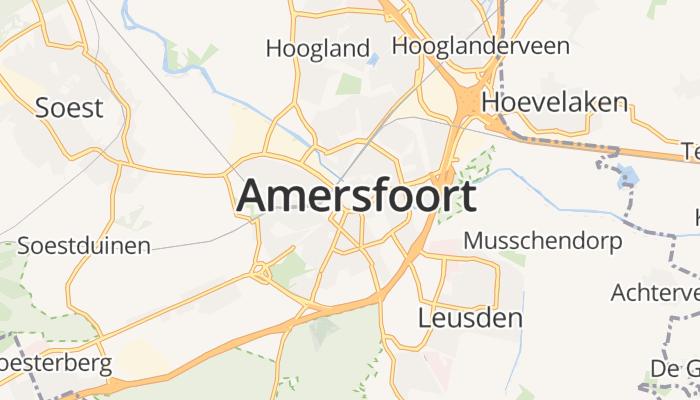 Amersfoort online kaart