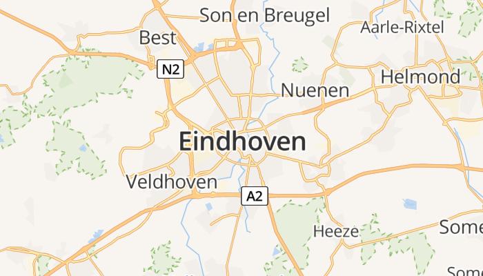 Eindhoven online kaart