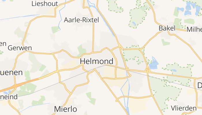 Helmond online kaart