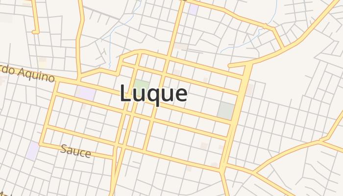 Luque online kaart
