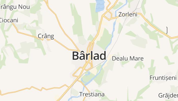 Bârlad online kaart