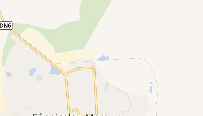 Sânnicolau Mare online kaart
