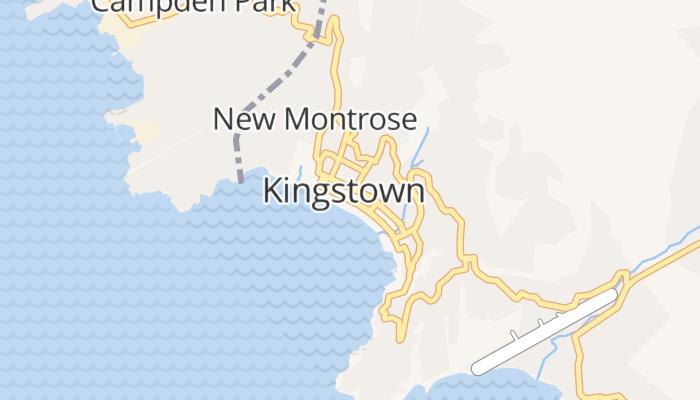 Kingstown online kaart
