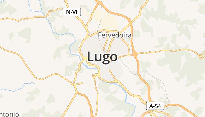 Lugo online kaart