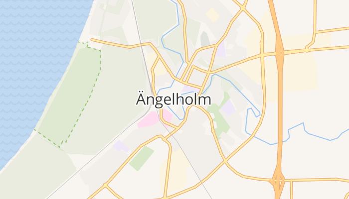 Ängelholm online kaart