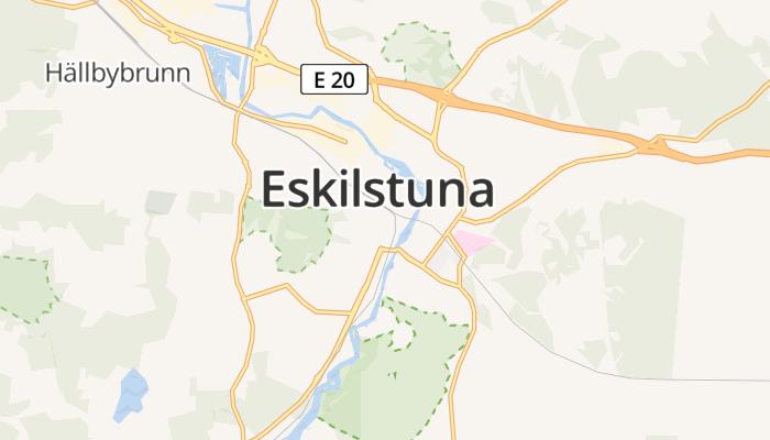 Eskilstuna online kaart