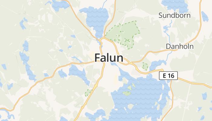 Falun online kaart
