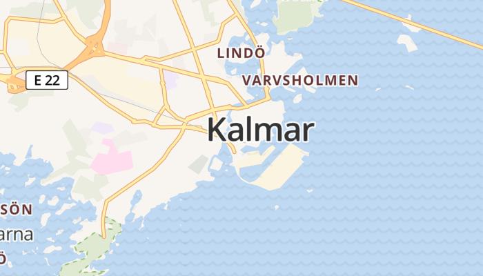 Kalmar online kaart