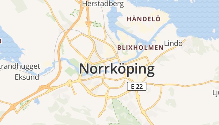 Norrköping online kaart