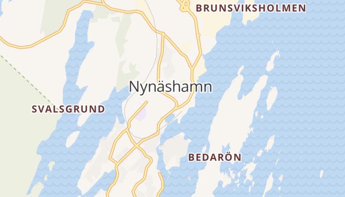 Nynäshamn online kaart