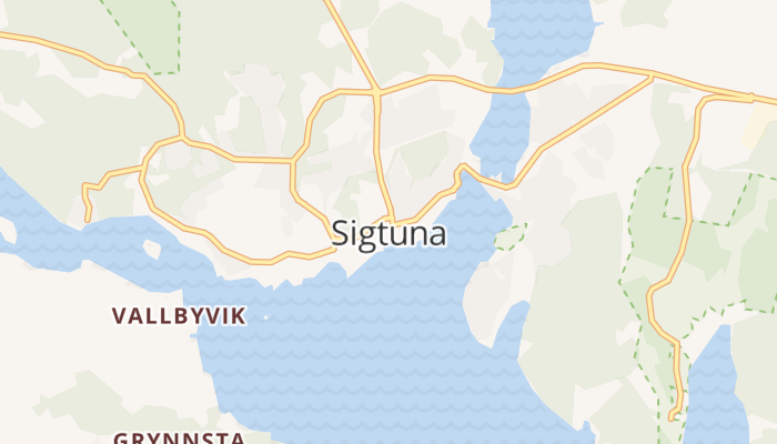 Sigtuna online kaart