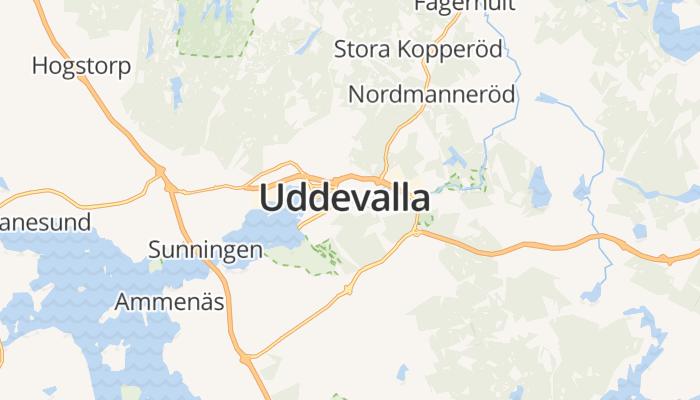 Uddevalla online kaart