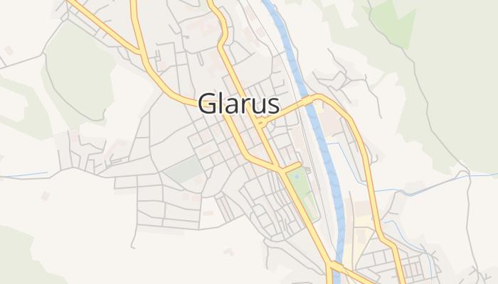 Glarus online kaart