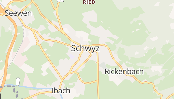 Schwyz online kaart
