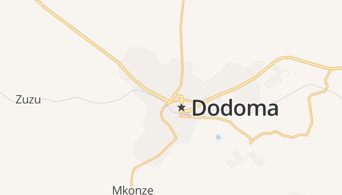 Dodoma online kaart