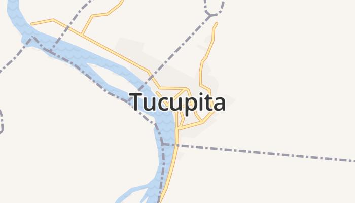 Tucupita online kaart