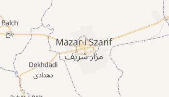 Mazar-i Szarif - szczegółowa mapa Google
