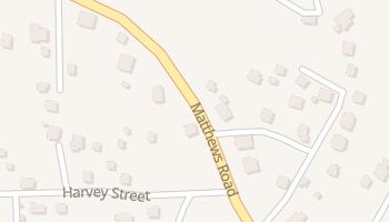 Falmouth - szczegółowa mapa Google