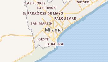 Miramar - szczegółowa mapa Google