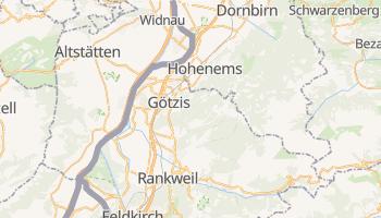 Dornbirn - szczegółowa mapa Google