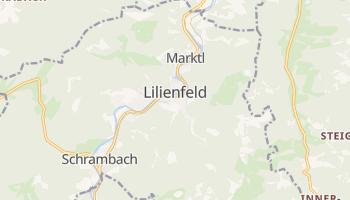 Lilienfeld - szczegółowa mapa Google