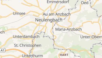 Neulengbach - szczegółowa mapa Google