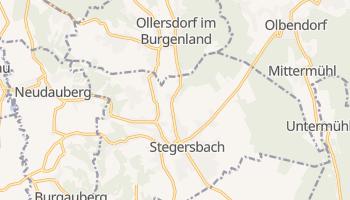 Stegersbach - szczegółowa mapa Google