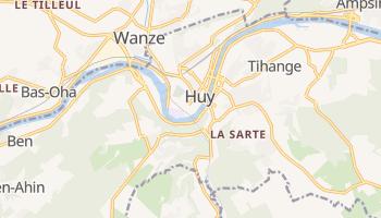 Huy - szczegółowa mapa Google