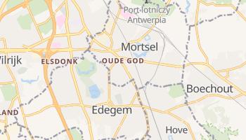 Mortsel - szczegółowa mapa Google