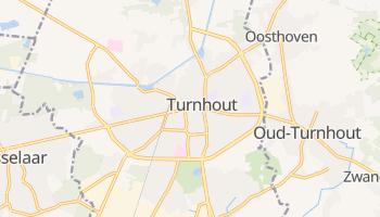 Turnhout - szczegółowa mapa Google