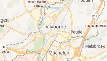 Vilvoorde - szczegółowa mapa Google