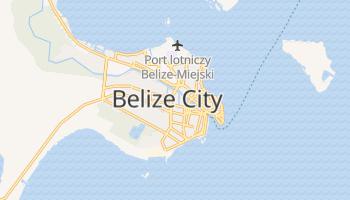 Belize - szczegółowa mapa Google