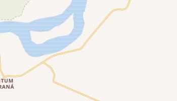 Porto Velho - szczegółowa mapa Google