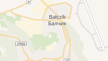 Bałczik - szczegółowa mapa Google