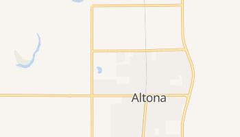 Altona - szczegółowa mapa Google
